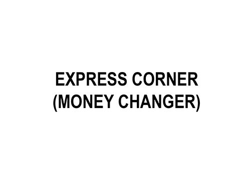 Express Corner Money Changer